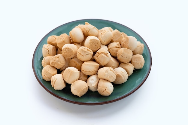 Thais snoepje gemaakt van bloem, ei en suiker
