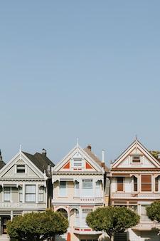 The Painted Ladies of San Francisco, VS.