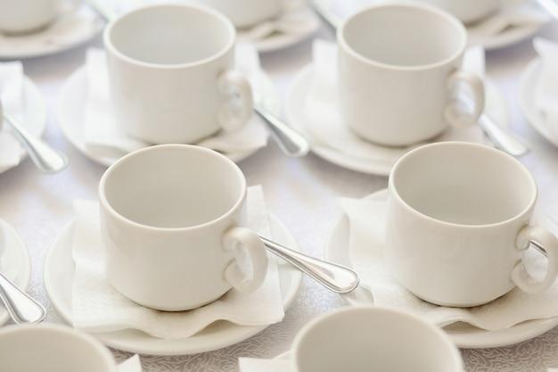 Thee- en koffieservies
