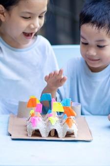 Thuisactiviteit voor kinderen
