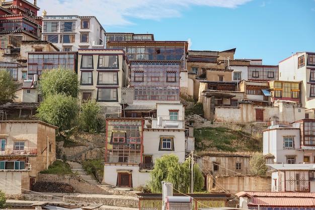 Tibetaans boeddhistisch klooster songzanlin