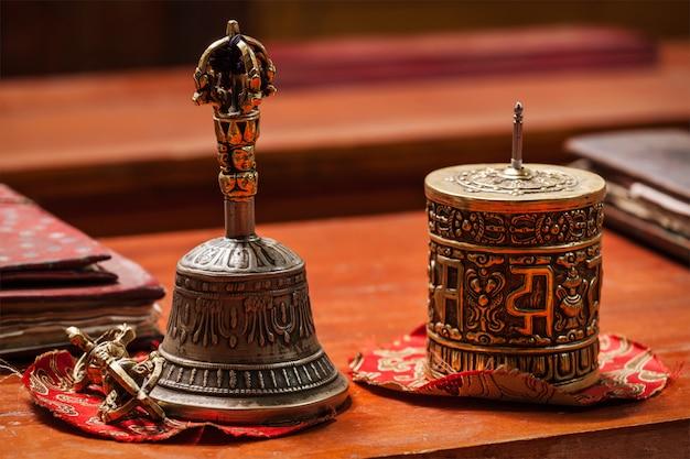 Tibetaans boeddhistisch stilleven