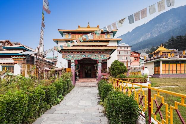Tibetaans klooster