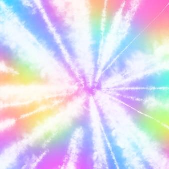 Tie dye kleurrijke achtergrond. aquarel verf achtergrond