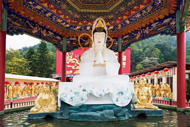Tienduizend boeddha-klooster