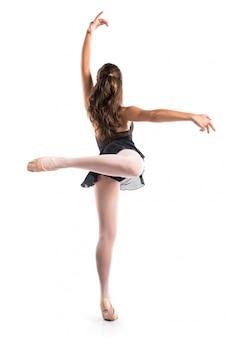 Tiener balletdanser