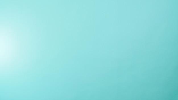 Tiffany blauwe kleur of mintgroen voor achtergrond. geen mensen en lege, lege ruimte.