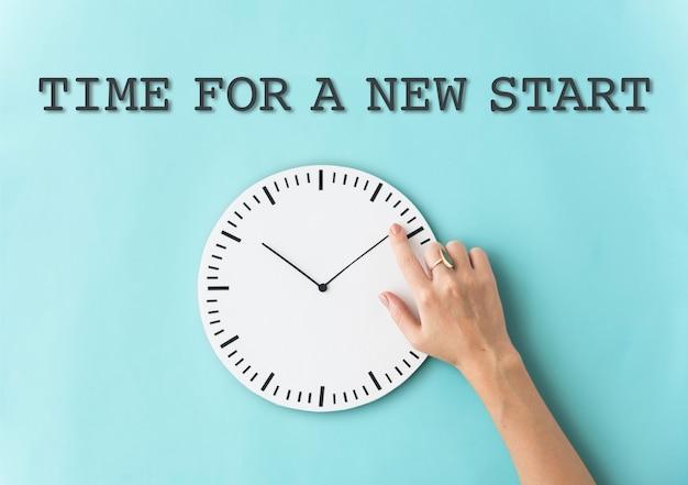Tijd om het planningsconcept te veranderen