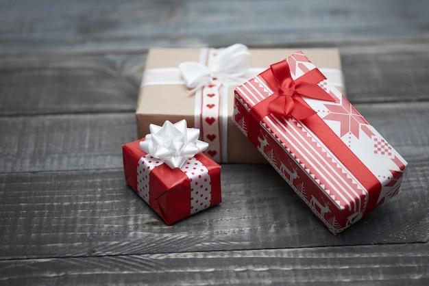 Tijd voor het openen van kerstcadeautjes