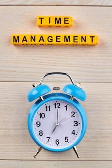Tijdsorganisatie voor persoonlijke efficiëntie.