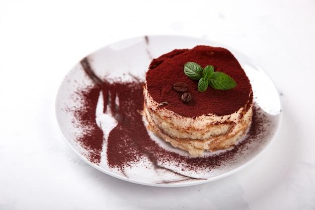 Tiramisu, traditioneel italiaans dessert