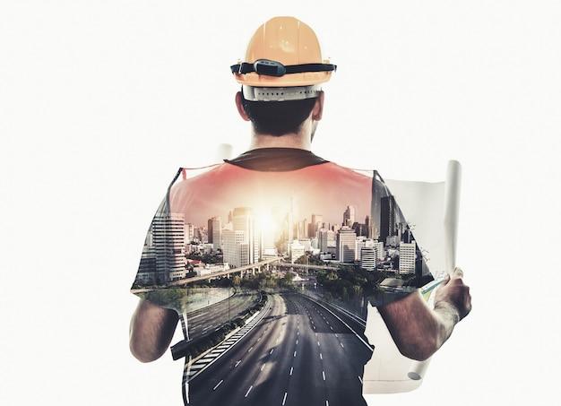 Toekomstig bouwconstructieproject.