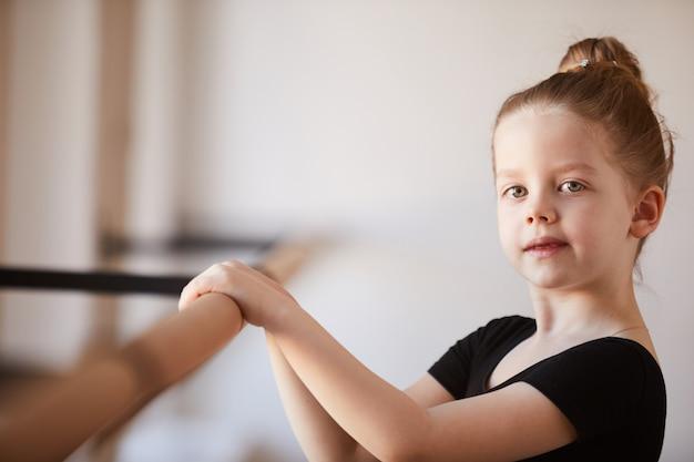 Toekomstige ballerina