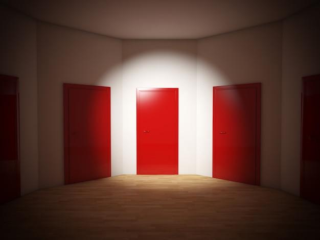 Toekomstige deuren