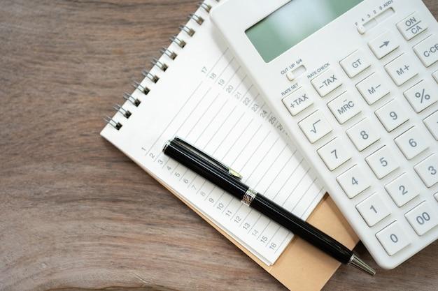 Toetsenblok tax-knop voor belastingberekening