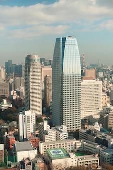 Tokyo sky scrapers