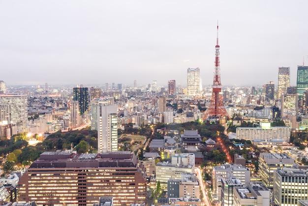 Tokyo stad