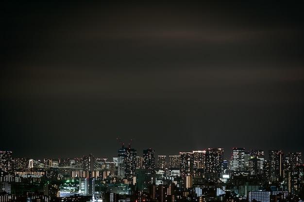 Tokyo stadsgezicht, japan