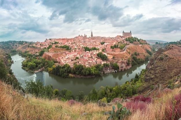 Toledo, castilla la mancha, spanje