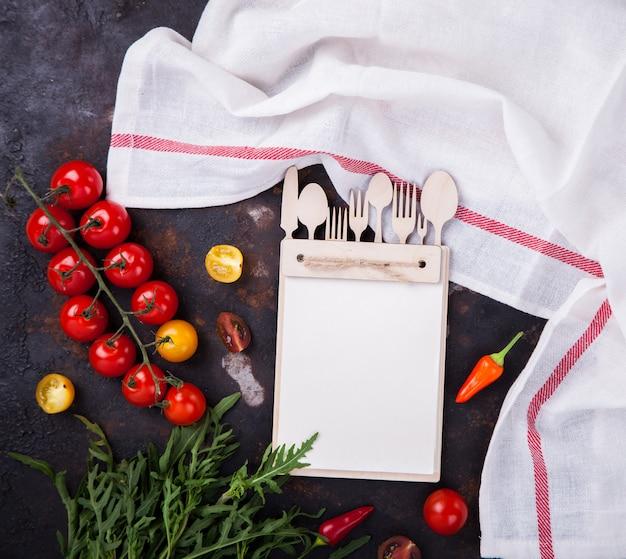 Tomaten, citroenen en paprika's