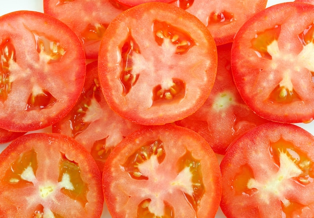Tomatenschijfje