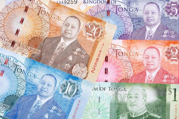 Tongaans geld