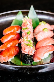 Tonijn sushi