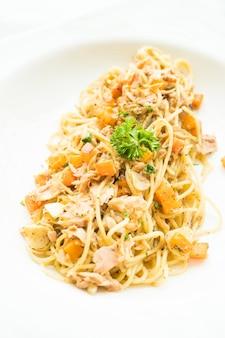 Tonijns spaghetti