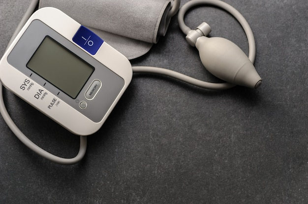 Tonometer-apparaat voor het meten van druk op kantoor