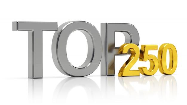 Top 250.