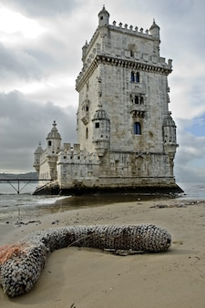 Toren van belem - lissabon - portugal