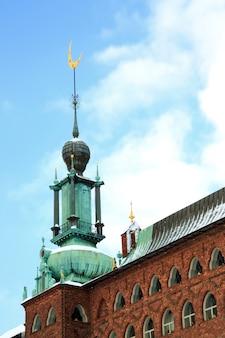 Toren van stockholm cityhall