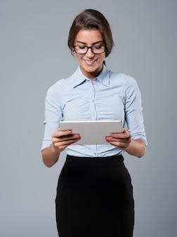 Touchpad als handige mobiele voorziening
