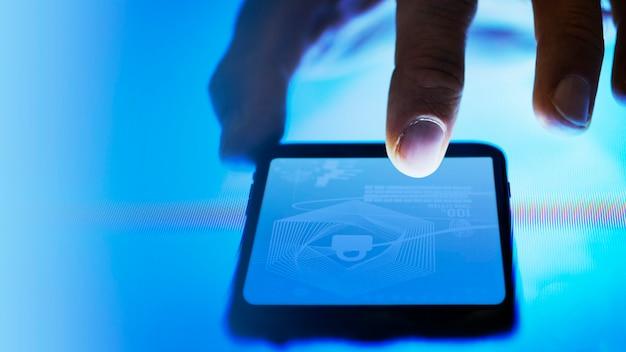 Touchscreen-technologie