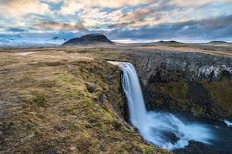 Touring IJsland in de winter