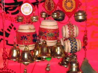 Traditioneel chinees speelgoed