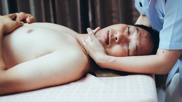 Traditionele chinese massage