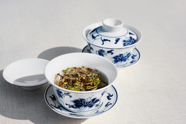 Traditionele chinese thee