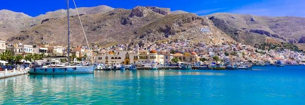 Traditionele griekse eilanden