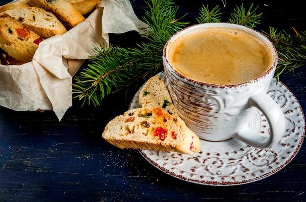 Traditionele kerst bakken