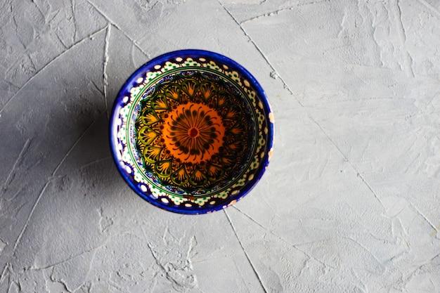 Traditionele oezbekistan-thee
