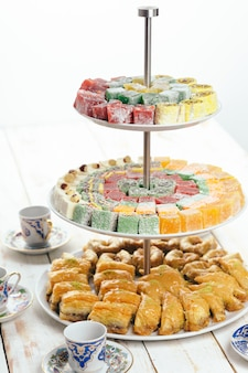 Traditionele oostelijke desserts