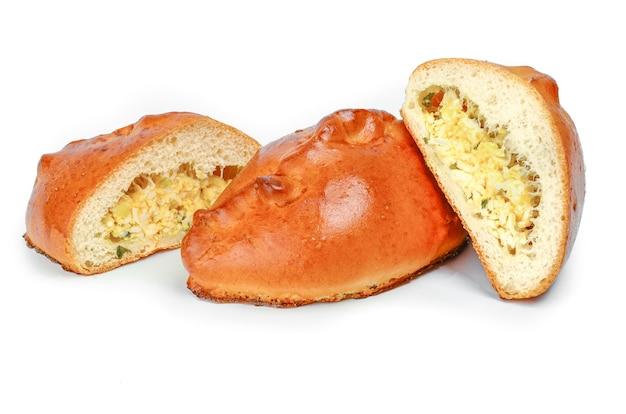 Traditionele russische taarten.