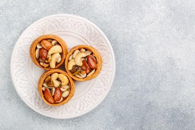 Traditionele snoepjes uit het midden-oosten