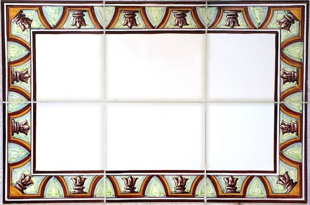 Traditionele tegels uit porto