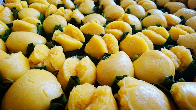 Traditionele thaise desserts