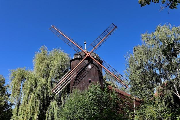 Traditionele windmolen