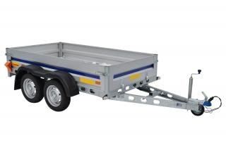 Trailer lading leisuretrailer
