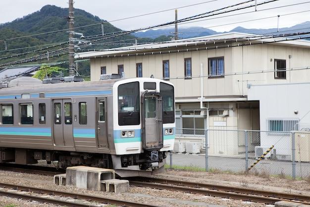 Trainen in japan