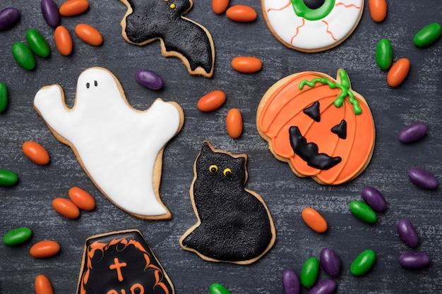 Traktaties voor halloween-feest